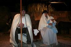 El Belén Viviente de Veneguera al son de nuestras tradiciones.