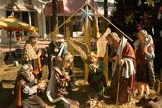 Concurso de belenes navideños en Teguise