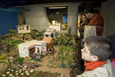 El Ayuntamiento de Arucas convoca los concursos de belenes y decoración navideña de fachadas