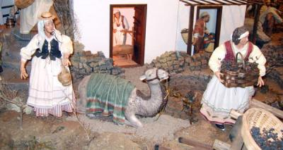 Concurso de Belenes Santa Cruz de Tenerife 2009