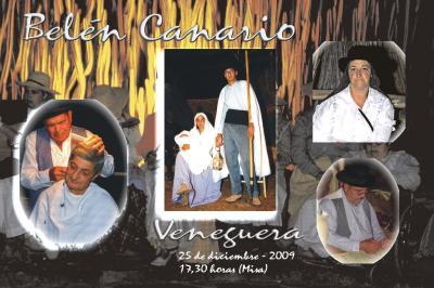 BELÉN CANARIO VIVIENTE DE VENEGUERA