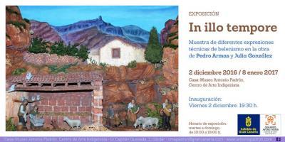 EXPOSICIÓN CASA MUSEO ANTONIO PADRON