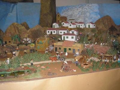 NACIMIENTO PARTICULAR EN BAÑADEROS (ARUCAS)