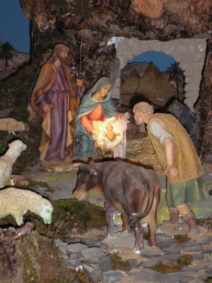 Nacimiento de  la Ciudad de San Juan de Dios