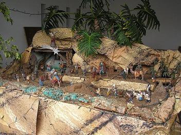 BELEN PARTICULAR DE JUAN SANTANA PERERA EN LAS PALMAS DE G.C.
