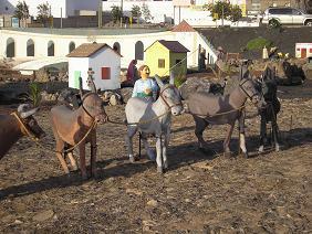 BELEN GIGANTE DE PUERTO DEL ROSARIO -FUERTEVENTURA
