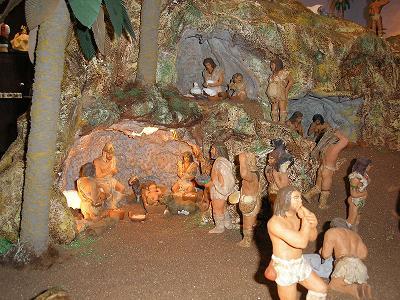 Nacimiento Aborigen 2006-2007 en Garachico