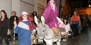 Arona celebró las tradicionales 'Posadas'-Tenerife