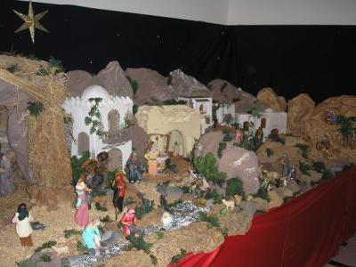 NACIMIENTO DE LA IGLESIA DE SAN CRISTOBAL - LAS PALMAS DE GRAN CANARIA