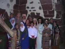 El silbo anuncia la Navidad en La Gomera.