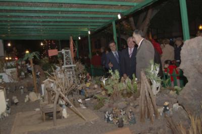 Telde inaugura su tradicional Belén