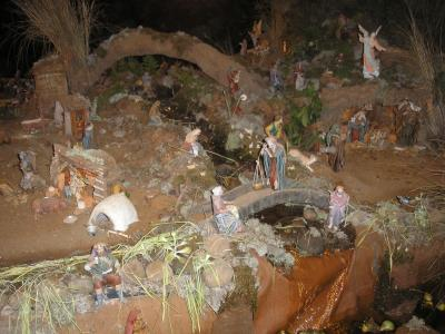 Portal de Belén de Aridane Betancor Castellano en Moya - Gran Canaria