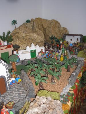 NACIMIENTO PARTICULAR DE OLGA AMADOR GARCIA EN LAS PALMAS DE GRAN CANARIA