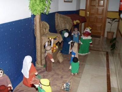NACIMIENTO DE ISABEL Y JOSEFA  GARCIA  GUERRA  EN ARUCAS - GRAN CANARIA