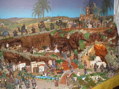 NACIMIENTO PARTICULAR DE MANOLO ALVAREZ MEDEROS EN LAS PALMAS DE G.C.