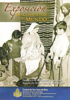 EXPOSICION DE NACIMIENTOS DEL MUNDO EN SAN JUAN DE DIOS