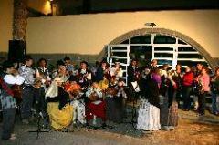Inaugurado el Belén municipal de Candelaria