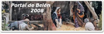 PORTAL DE BELEN DE LA CAJACANARIA EN SANTA CRUZ DE TENERIFE