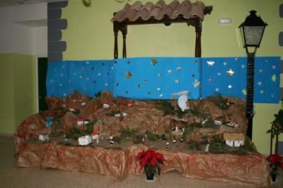 El Belén canario y los mazapanes del Colegio de Tunte.  Rev. Nº 240