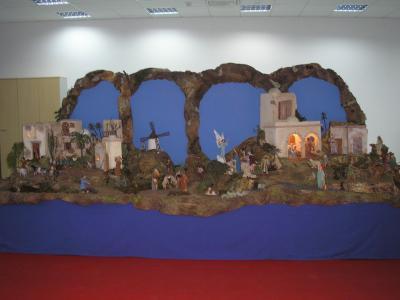 BELEN DEL CABILDO DE GRAN CANARIA
