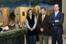 Más de 35.000 personas visitaron el portal de Belén del Parlamento de Canarias