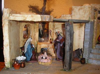 BELEN DE GRISTINA CRISOSTOMO PARDILLO Y FAMILIA