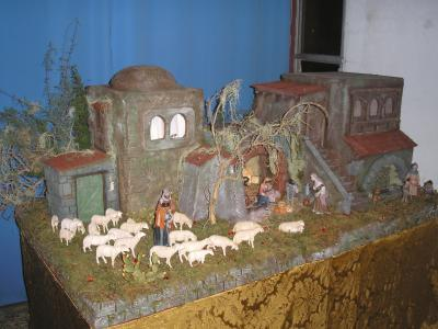 PARROQUIA DEL SANTO CRISTO DE CALCINA - SANTA CRUZ DE LA PALMA