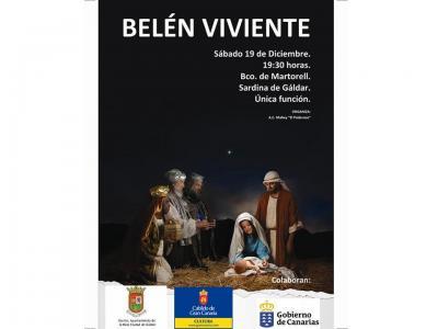 BELÉN VIVIENTE DEL BARRANCO DE MARTORELL
