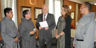 Los 44.000 visitantes del Portal de Belén del Cabildo de Tenerife donan 1.800 euros para fines sociales