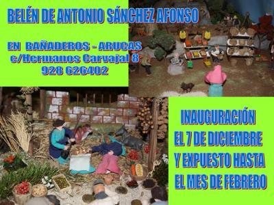 BELÉN DE   ANTONIO SÁNCHEZ EN BAÑADEROS