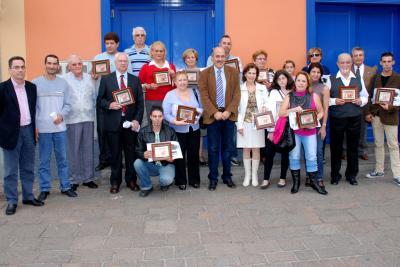 El Ayuntamiento entrega las placas a los ganadores del XL Certamen de Belenes Ciudad de Santa Cruz de Tenerife28 de Diciembre de 2010
