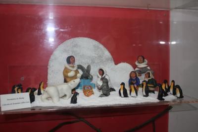 """La segunda edición de """"Nacimientos del mundo"""" en el Museo Antonio Padrón superó las 2000 visitas."""