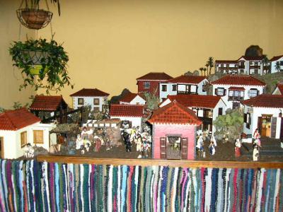 Curso de belenismo de la Federación de Agrupaciones de Folklore de Gran Canaria